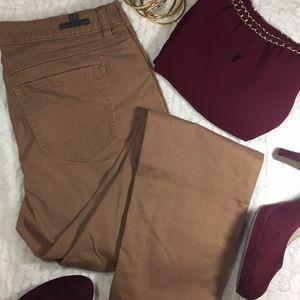 Chestnut Lauren Conrad Skinny Jeans